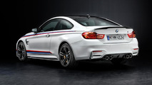 BMW M4 Coupe with M Performance parts