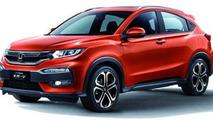 Honda XR-V revealed at Chengdu Motor Show