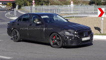 2014 Mercedes-Benz C55 AMG spy photo 16.10.2012 / Automedia