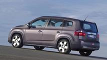 2013 Chevrolet Orlando 27.9.2012