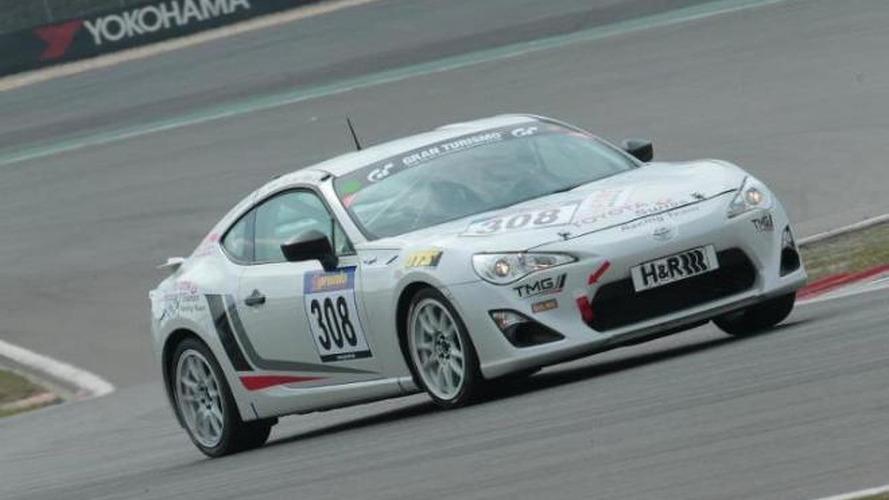 Toyota Motorsport GmbH announces the GT86 CS-R3 rally car