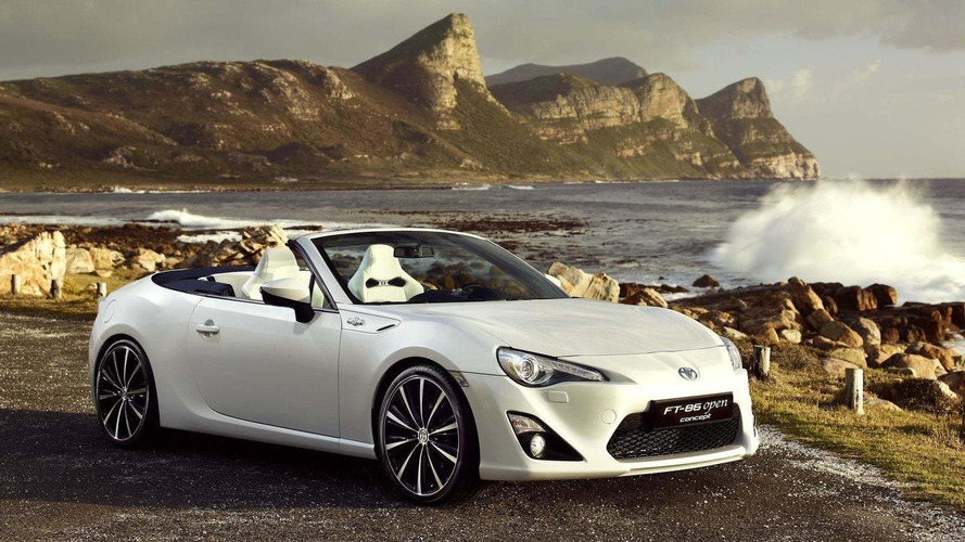 Toyota GT 86 Turbo & Convertible axed - report