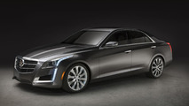 2014 Cadillac CTS officially unveiled