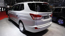 2013 SsangYong Rodius Turismo live in Geneva