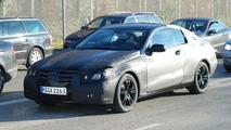 New Mercedes CLK Class Spy Photos