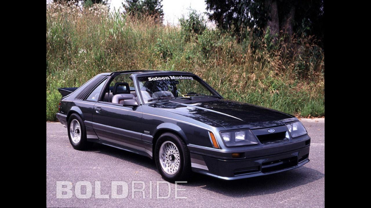 Saleen Mustang