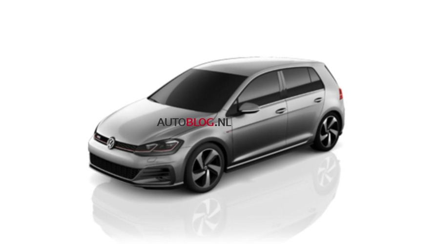 Are you the VW Golf facelift?