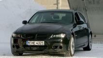 New BMW M3 4-door Spy Photos