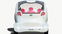 Nissan Terranaut and Pivo Additional Information