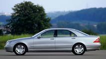 Mercedes S 600 Long Wheelbase