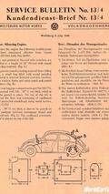 1946: Dealers Receive the First Volkswagen Beetles