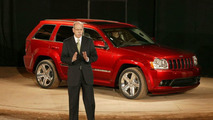 All New 2006 Jeep Grand Cherokee SRT8 Debut