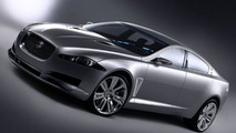All New Jaguar C-XF Concept