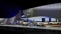 All-New General Motors NAIAS Exhibit