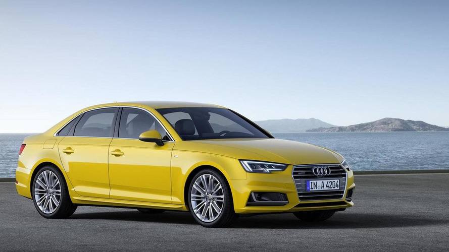 2017 US-spec Audi A4 preliminary details released, on sale next March with diesel engine