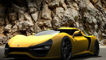 "Trion Nemesis is a 2,000+ bhp American supercar with ""Predator Mode"""