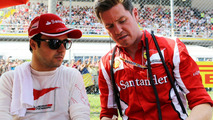 Massa's engineer Smedley to also leave Ferrari - report