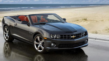 Chevrolet Camaro Convertible gets trial by water [video]
