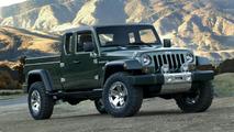 Jeep truck rumors false - report