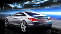 2011 Hyundai Sonata / i40 design sketches - hi res