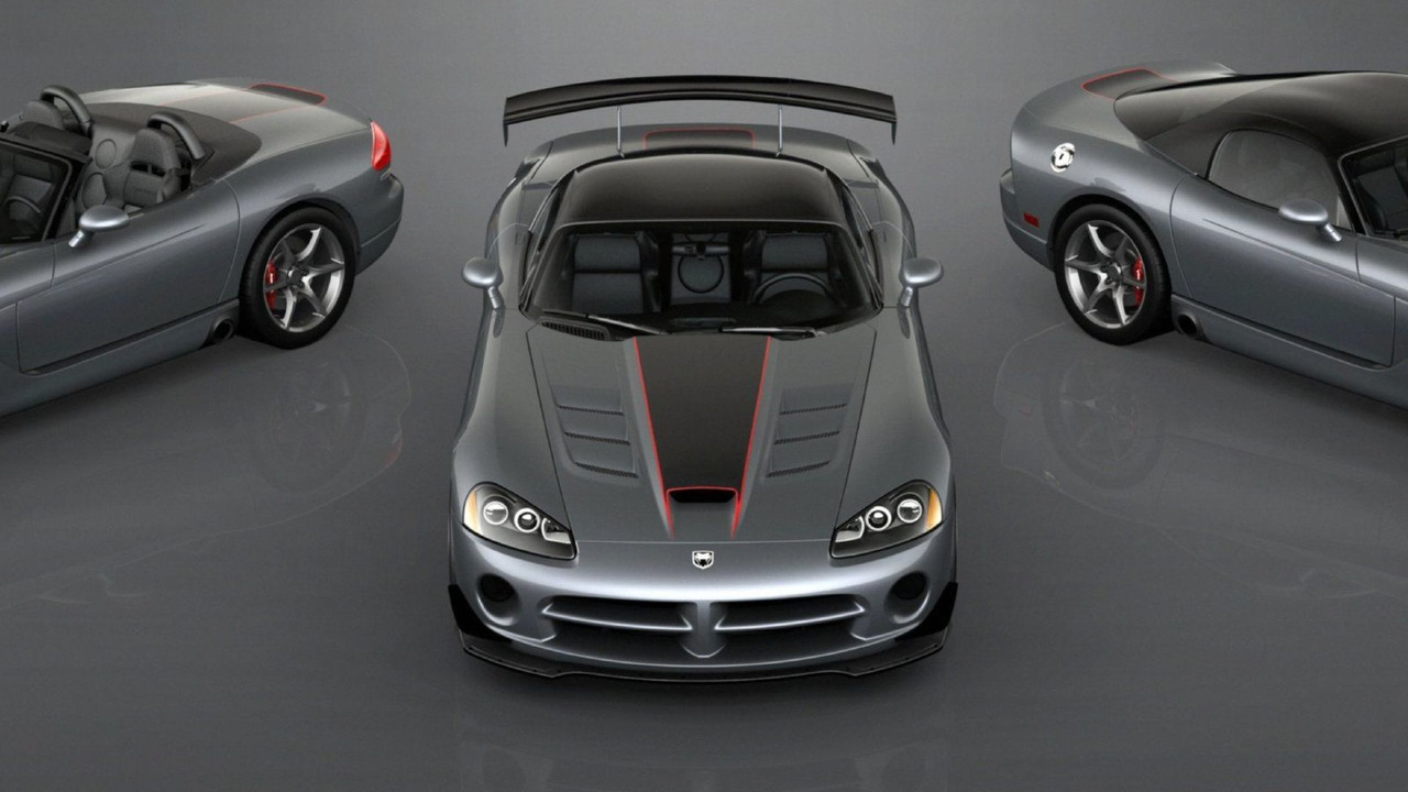2010 Dodge Viper SRT10 Final Edition Models 07.04.2010