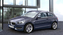 Details emerge on upcoming front-drive BMW 1-Series variants