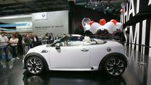 MINI Roadster Concept, Coupe Concept Unveiled