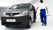 Nissan NV200 First Photos and Details Released Before Geneva Premiere