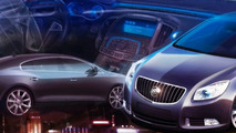 Buick Teases Compact Sedan aka Baby Buick Sketch During L.A. Press Conference