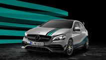 Mercedes-AMG A45 4MATIC PETRONAS 2015 World Champion Edition