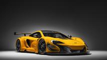 2016 McLaren 650S GT3 ready to race