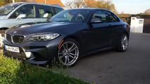 BMW M2 Mineral Grey
