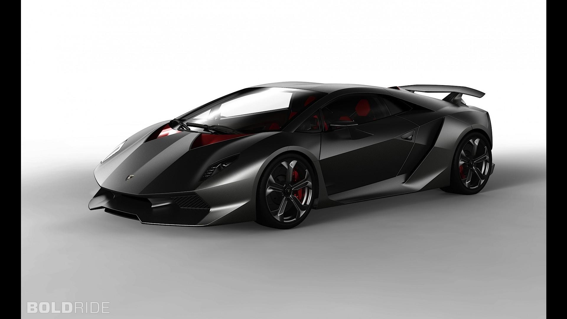 Lamborghini Sesto Elemento Concept