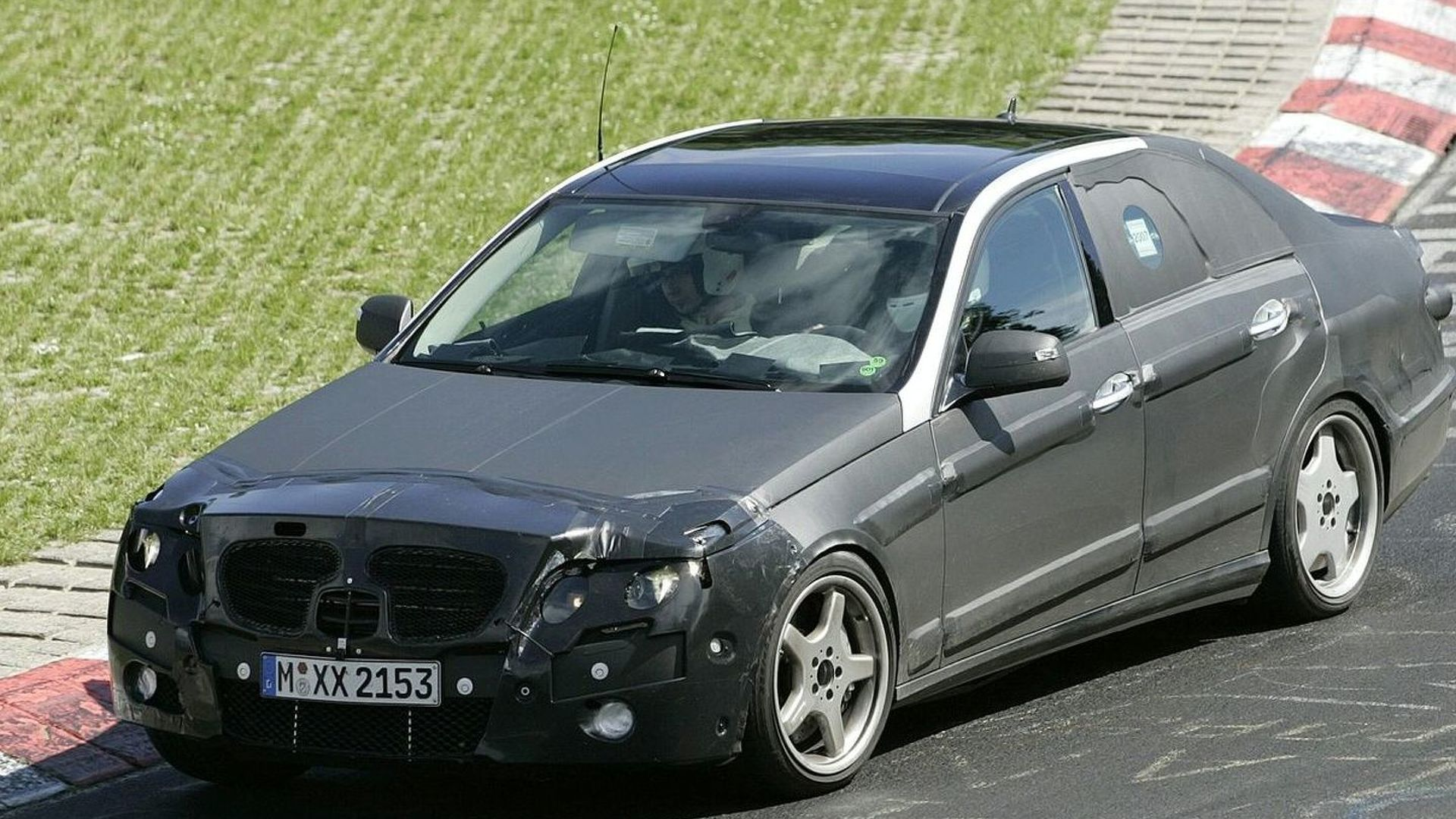 SPIED: Every Mercedes Benz E-Class Model