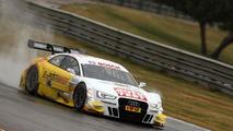 Timo Scheider, AUTO TEST Audi A5 DTM (Audi Sport Team Abt Sportsline) 21.3.2012