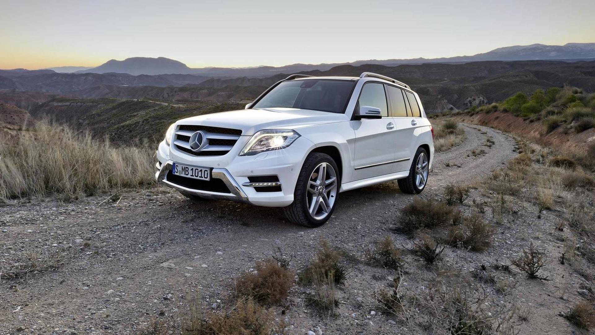 Mercedes GLK 250 4MATIC announced