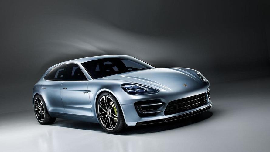 Porsche details the construction of the Panamera Sport Turismo concept [video]