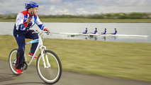 BMW Streetcruiser Bicycle for 2012 Olympic and Paralympic Games 26.4.2012