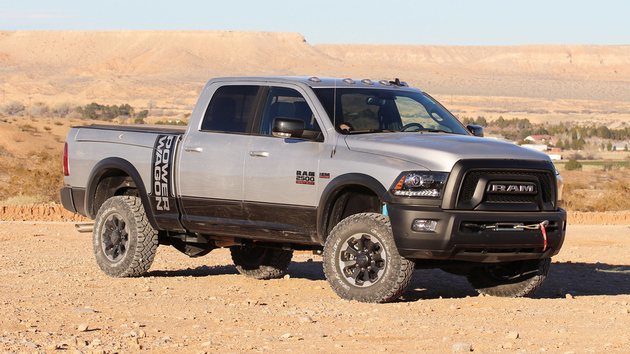 2017 Ram 2500 Power Wagon First Drive: Capability beyond crawling