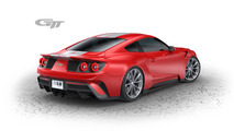 Zero to 60 Designs launches new logo for GTT to avoid Ford confusion