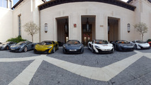 McLaren New Year parade