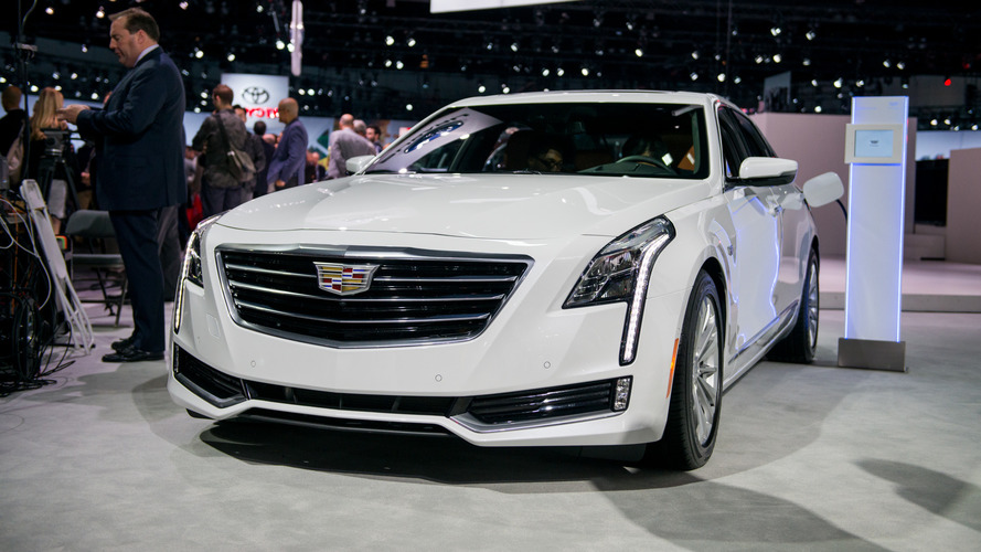 Cadillac CT6 PHEV quietly rolls into L.A. with 30-mile EV range