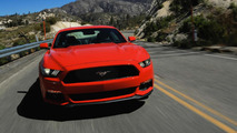 Ford Mustang UK order books full until mid-2016