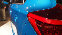 2016 Scion iM at 2015 New York Auto Show