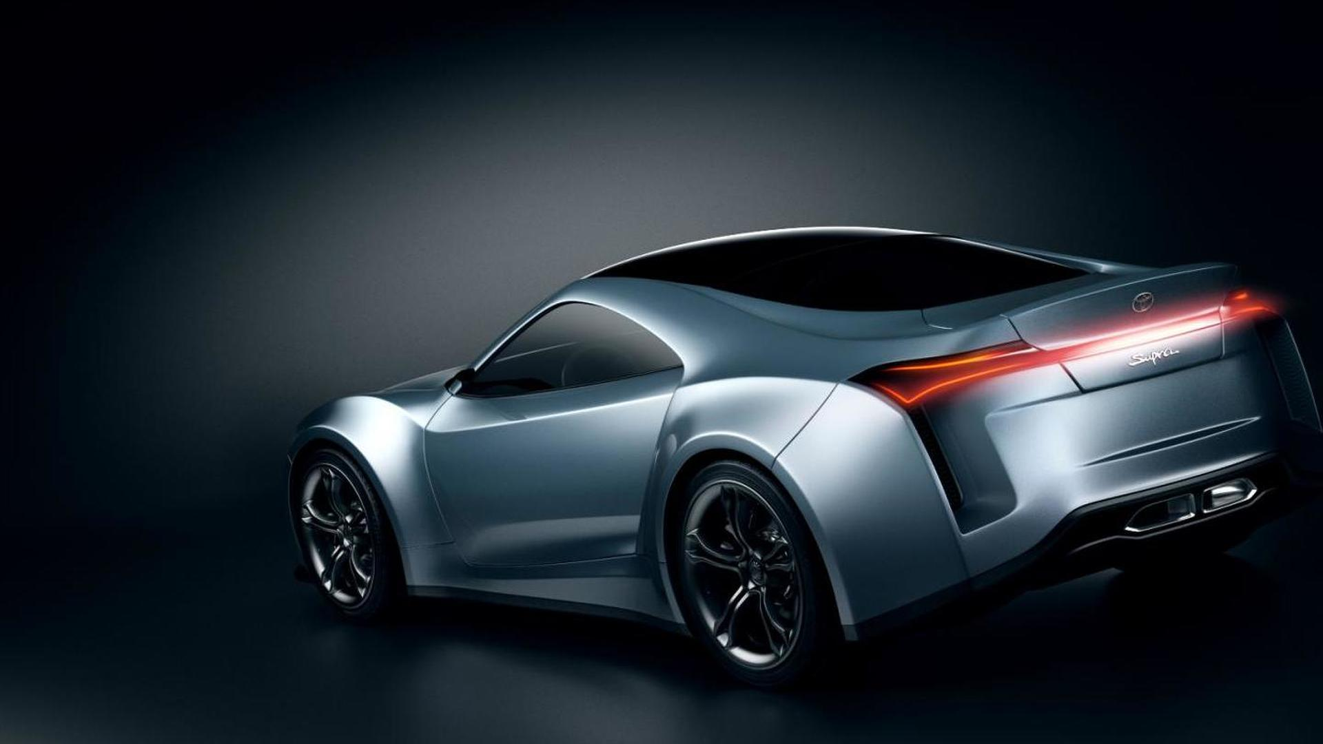 Toyota considering a Supra successor?