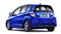 2013 Honda Fit EV makes L.A. debut [video]