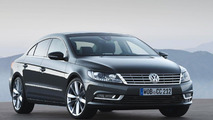 2012 Volkswagen CC facelift revealed ahead of L.A. debut