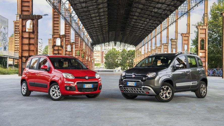 2017 Fiat Panda receives modest facelift