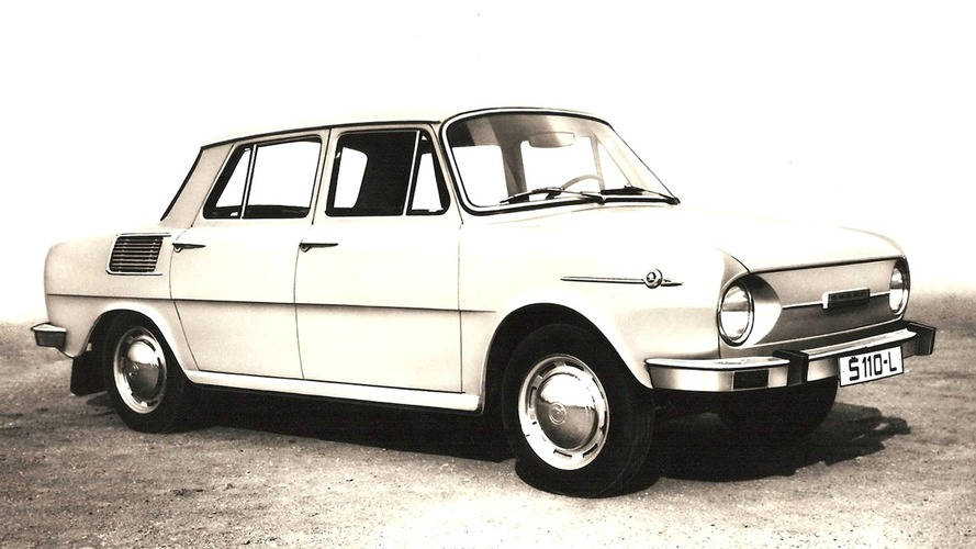 Soviet Bloc Cars Were Weird: Skoda 100