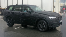Next-gen Volvo XC90 spied in Denmark once again
